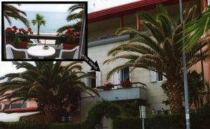 Le Palme, Bed and breakfasts  Trani - big - 9