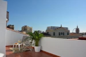 Ahro Suites, Apartmanok  Málaga - big - 54