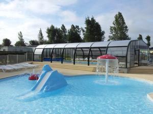 Location gîte, chambres d'hotes Camping La Berquerie dans le département Seine Maritime 76