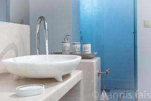Pyrgos Blue, Apartmanhotelek  Mália - big - 99