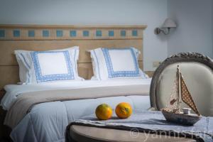 Pyrgos Blue, Apartmanhotelek  Mália - big - 97