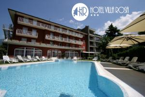 Hotel Villa Rosa, Hotely  Nago-Torbole - big - 1