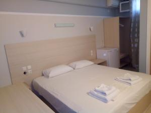Hotel Aigli, Hotel  Fársala - big - 11