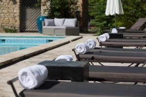 Hostellerie Le Roy Soleil, Hotels  Ménerbes - big - 49