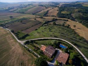 Agriturismo Il Pallocco, Farm stays  Montecastrilli - big - 121