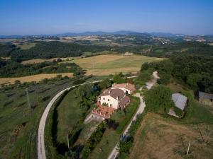 Agriturismo Il Pallocco, Farm stays  Montecastrilli - big - 58