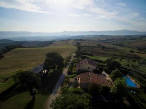 Agriturismo Il Pallocco, Farm stays  Montecastrilli - big - 68