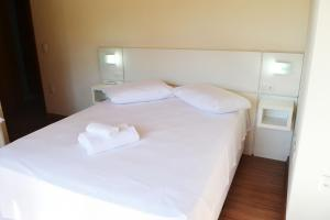 Residencial Dom Afonso II, Apartmanok  Gramado - big - 15