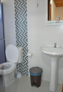 Residencial Dom Afonso II, Apartmanok  Gramado - big - 12