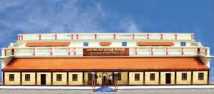 Auberges de jeunesse - Pattiah Naidu Palace