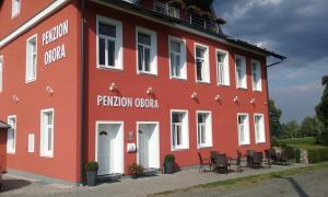 Pension Penzion Obora Tachov Tschechien