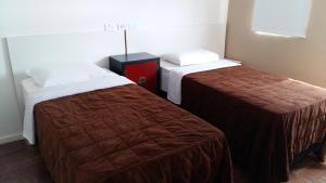 Medieval Hotel, Hotel  Três Corações - big - 32
