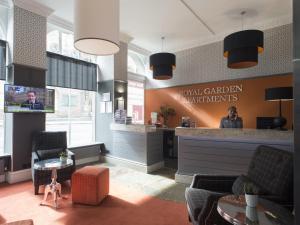 Fountain Court Apartments - Royal Garden (19 of 25)
