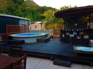 Slow Monkey Hostel, Affittacamere  Playa Santa Teresa - big - 23