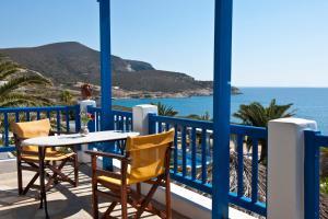 Hotel Dolphin St Giorgio Antiparos Greece
