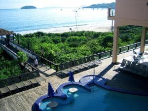 Flat Praia Jurerê Internacional - Governador Celso Ramos