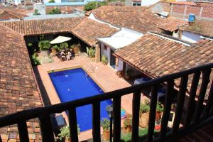 La Serrana Hostal Spa, Hotels  Socorro - big - 11