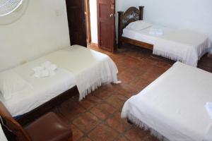 La Serrana Hostal Spa, Hotels  Socorro - big - 44