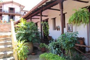La Serrana Hostal Spa, Hotels  Socorro - big - 25