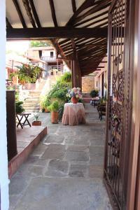 La Serrana Hostal Spa, Hotels  Socorro - big - 38