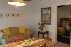 Carmel Cottages, Vidiecke domy  Grabouw - big - 33