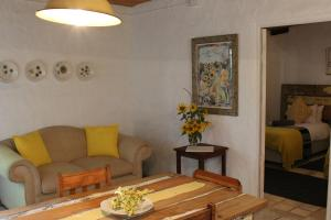 Carmel Cottages, Ferienhöfe  Grabouw - big - 75