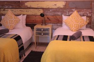 Carmel Cottages, Vidiecke domy  Grabouw - big - 32