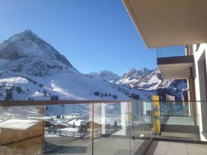 Modern ski-in apartment 2020m Kühtai - Apartment - Kühtai-Sellraintal