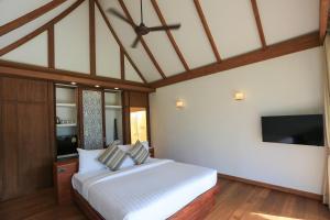Koh Kood Paradise Beach, Üdülőtelepek  Kut-sziget - big - 9