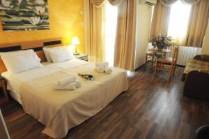 Alaska Inn Hotel, Hotels  Metulla - big - 45