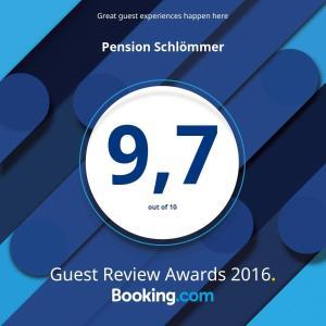 Pension Schlömmer, Affittacamere  Sankt Gilgen - big - 45