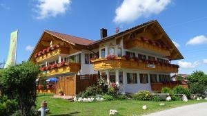 Gästehaus Annabell - Hotel - Nesselwang