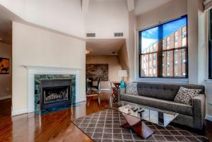 Bluebird Suites at Garrison Square, Apartments  Boston - big - 31