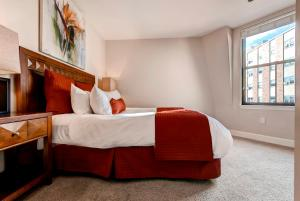 Bluebird Suites at Garrison Square, Apartments  Boston - big - 36