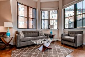 Bluebird Suites at Garrison Square, Apartments  Boston - big - 30