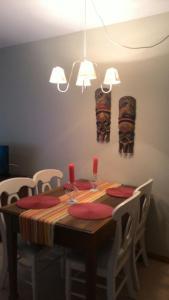 Apartamento 01 dormitório no Centro de Gramado, Апартаменты  Грамаду - big - 17