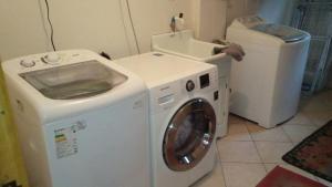 Apartamento 01 dormitório no Centro de Gramado, Апартаменты  Грамаду - big - 18