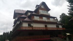 Отель Prikarpatiya, Сходница