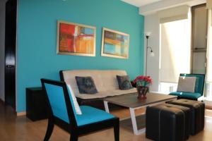 Puerta Alameda Suites, Appartamenti  Città del Messico - big - 109