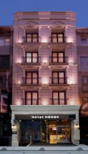 Nanda Hotel, Hotely  Istanbul - big - 25