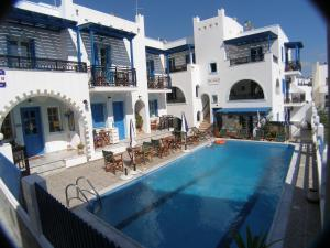 Pension Irene 2, Aparthotels  Naxos Chora - big - 109
