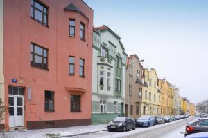 Апартаменты Kajetanka, Прага