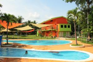 Lo Nuestro Resort, Hotely  El Sunzal - big - 10