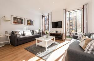 Mercado San Miguel & Pl Mayor Apartment, Апартаменты  Мадрид - big - 10