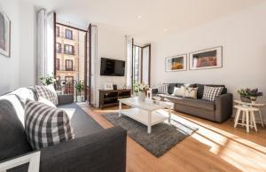 Mercado San Miguel & Pl Mayor Apartment, Апартаменты  Мадрид - big - 9