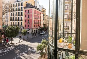 Mercado San Miguel & Pl Mayor Apartment, Апартаменты  Мадрид - big - 6