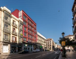 Mercado San Miguel & Pl Mayor Apartment, Апартаменты  Мадрид - big - 26