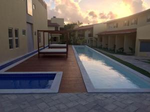 Apartamento no Solar Água, Апартаменты  Пипа - big - 8