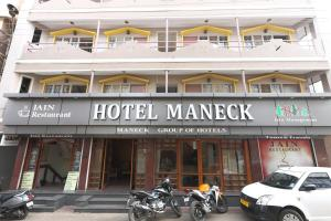 Auberges de jeunesse - Hotel Maneck