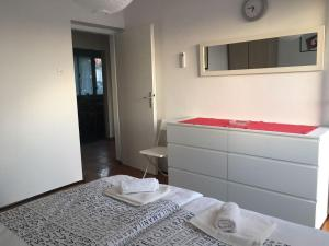 Apartments Robic, Апартаменты  Цриквеница - big - 15